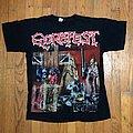 Gorefest - TShirt or Longsleeve - Gorefest False Short sleeve