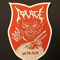 Ravage - Patch - Ravage - On We Slay Patch