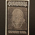 Ossuary - Patch - Ossuary - Cremation Ritual Patch