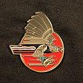 Judas Priest - Pin / Badge - Judas Priest - Screaming For Vengeance Pin