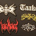 Vektor - Patch - Random Low Priority Embroidered Patches