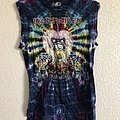 Iron Maiden - TShirt or Longsleeve - Iron Maiden Live After Death Symmetria Tie Dye 1985 Deadstock