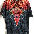 Mötley Crüe - TShirt or Longsleeve - Mötley Crüe Symmetria Tie Dye 1980 Deadstock