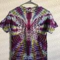 Deep Purple - TShirt or Longsleeve - Deep Purple Symmetria Tie Dye 1984 Deadstock
