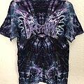 Deep Purple - TShirt or Longsleeve - Deep Purple Symmetria Tie Dye 1985 Deadstock