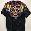 Twisted Sister - TShirt or Longsleeve -  Twisted Sister Stay Hungry Symmetria Tie Dye 1984 Deadstock