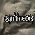Satyricon - Patch - Satyricon shaped Patch