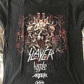 Slayer - TShirt or Longsleeve - Slayer farewell tour shirt