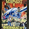 Wehrmacht - Patch - Biermacht back patch