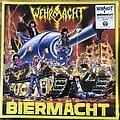 Wehrmacht - Tape / Vinyl / CD / Recording etc - Biermächt on beer vinyl