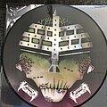 Voivod - Tape / Vinyl / CD / Recording etc - Voivod Too Scared to Scream picture disc.
