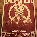 Slayer - Other Collectable - Slayer and Wehrmacht poster
