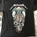 Metallica - TShirt or Longsleeve - Worldwired - Europe awakens 2019 shirt