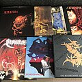 Sepultura - Tape / Vinyl / CD / Recording etc - Sepultura Roadrunner albums collection boxset