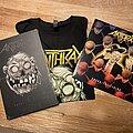 Anthrax - TShirt or Longsleeve - Anthrax Among The Living Z2 Comics graphic novel set