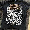 Napalm Death - TShirt or Longsleeve - Napalm Death from enslavement shirt
