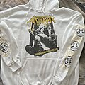 Anthrax - Hooded Top - Spreading The Disease hooded sweater