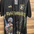 Iron Maiden - TShirt or Longsleeve - Iron Maiden trikot sports shirt Somewhere in Time