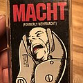 Wehrmacht - Tape / Vinyl / CD / Recording etc - MACHT vice grip demo tape
