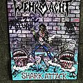 Wehrmacht - Patch - Shark attack back patch