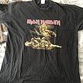 Iron Maiden - TShirt or Longsleeve - Iron Maiden Sanctuary shirt
