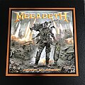 Megadeth - Other Collectable - Megadeth Death by Design deluxe comic book
