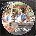 Destruction - Tape / Vinyl / CD / Recording etc - Destruction Mad Butcher picture disc