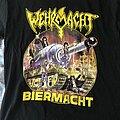 Wehrmacht - TShirt or Longsleeve - Biermächt black shirt
