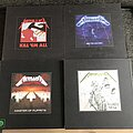 Metallica - Tape / Vinyl / CD / Recording etc - Metallica deluxe boxsets of the first 4 albums