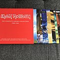 Iron Maiden - Tape / Vinyl / CD / Recording etc - Iron maiden complete albums collection boxset.