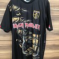 Iron Maiden - TShirt or Longsleeve - Iron Maiden trikot sports shirt Piece of Mind