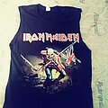 Iron Maiden - TShirt or Longsleeve - Iron maiden- the trooper sleeveless shirt