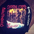 Cannibal Corpse - TShirt or Longsleeve - Cannibal Corpse-Tomb Of The Mutilated longsleeve
