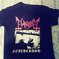Mayhem - TShirt or Longsleeve - Mayhem-death crush t-shirt