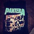 Pantera - TShirt or Longsleeve - Pantera- vulger display of power sleeveless shirt