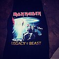 Iron Maiden - TShirt or Longsleeve - Iron maiden-legacy of the beast 2019 tour sleeveless shirt