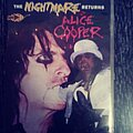 Alice Cooper - Other Collectable - Alice cooper-the nightmare returns dvd