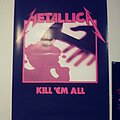 Metallica - Other Collectable - Metallica- kill em all