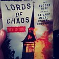 Mayhem - Other Collectable - Lords of chaos book ( New edition)