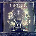 Origan - Tape / Vinyl / CD / Recording etc - Origan-Antethesis CD