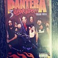 Pantera - Other Collectable - Pantera 3 vulgar videos from hell dvd