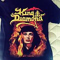 King Diamond - TShirt or Longsleeve - King diamond- Fatal portrait T-shirt