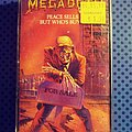 Megadeth - Tape / Vinyl / CD / Recording etc - Megadeth- peace sells... But who's buying cassette tape