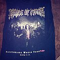 Cradle Of Filth - TShirt or Longsleeve - Cradle Of Filth- world tour(ture) sleeveless shirt