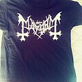 Mayhem - TShirt or Longsleeve - Mayhem logo T-shirt