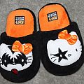 Other Collectable - Kiss/Hello Kitty slippers