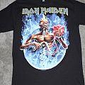 TShirt or Longsleeve - 2012 Iron Maiden North American tour shirt