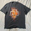 Rammstein - TShirt or Longsleeve - Lava Logo