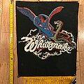 Whitesnake - Patch - Whitesnake backpatch