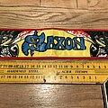 Saxon - Patch - Saxon super strip patch